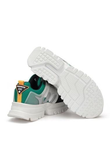 Dark Seer Ds3.5154 Sneaker 2021 Kadın Yeşil